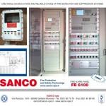 01-Fire Alarm Panel FB-6100