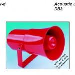 Acoustic unit