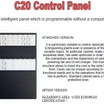 C20 control Panel
