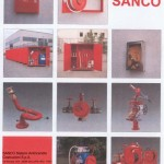 Hose reel boxes and twin agent
