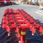 Hydrants J & P