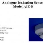 Ionisation sensor AIE-E