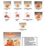 Landing valves