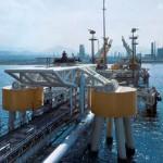 Oil jetty remote monitors