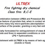 Ultrex dry chemical