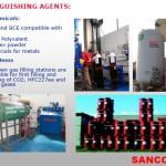extinguishing agents