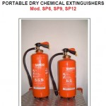 portable dry chemical